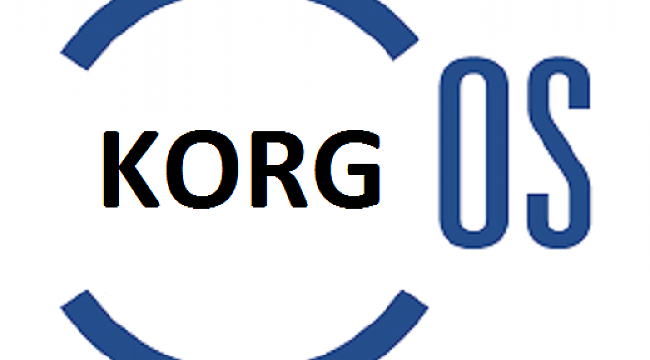 KORG PA600QT V.121 OS İŞLETİM SİSTEMİ