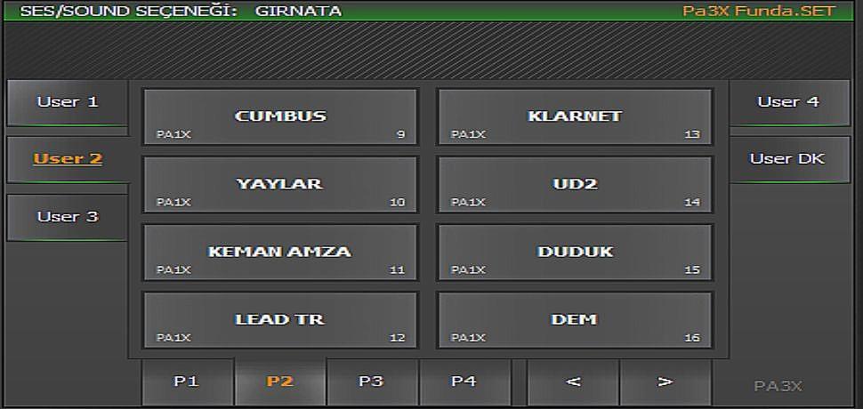PA3X FUNDA SET- TURKISH - BALKAN - ORIENTAL (FREE DOWNLOAD - BEDAVA İNDİR)