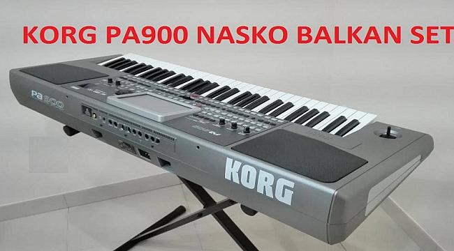 PA900 NASKO BALKAN SET