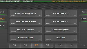 Korg Pa900 Serkan Karma Harika SET - Buradan Bedava İndir - Free Download Here