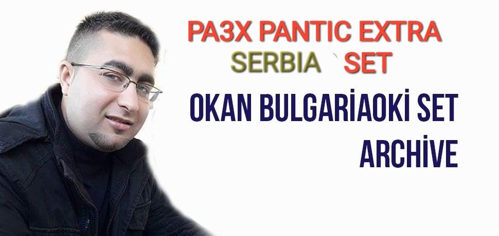 NUMBER 6 - PA3X PANTIC EXTRA BALKAN 2016 SET