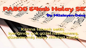 Pa2x-Pa800 64mb Halay SET