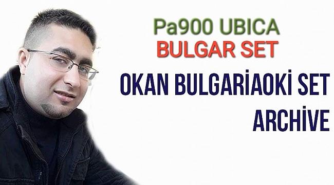 NUMBER 7 - PA900 UBICA BULGAR SET
