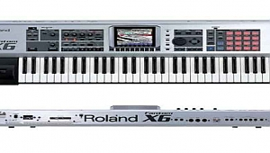 ROLAND FANTOM X6 VARTAN SOLO SET