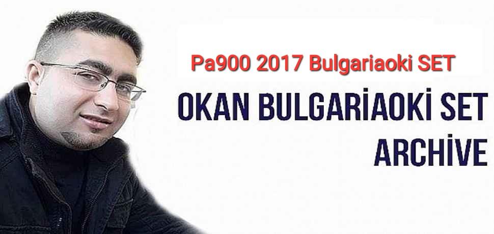 NUMBER 16 - PA900 2017 BALKAN SET