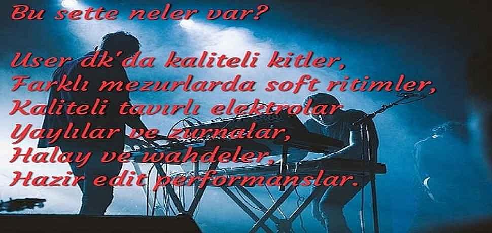 PA900 KORELİ'S SET