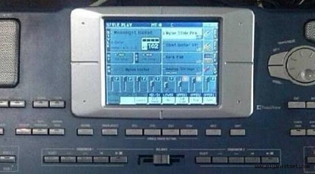 PA2X-PA800 TUNUS ARAP SET