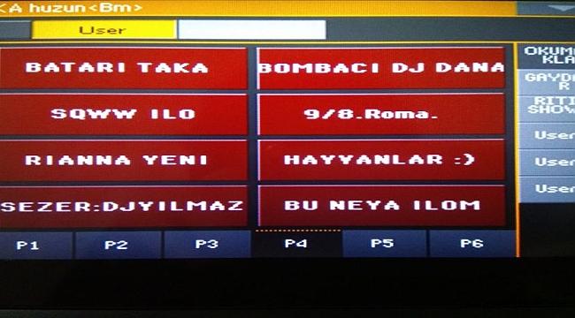 PA4X BOM ROMAN SET