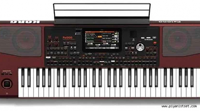 KORG PA1000 (major and minor) SET