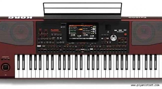KORG PA1000 (major and minor) SET