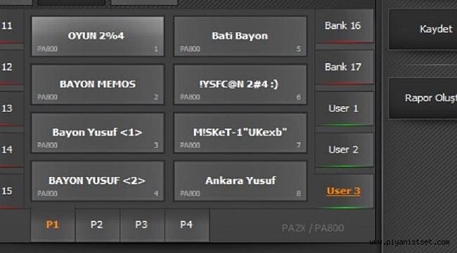 Korg Pa2x - Pa800 Yusufcan Somer Set - Buradan Bedava İndir - Free Download Here