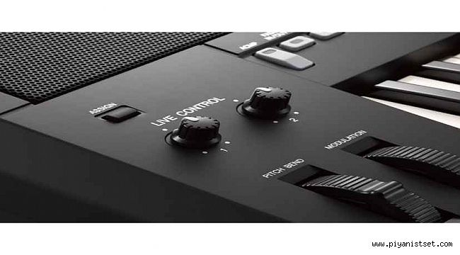 YENİ YAMAHA PSR -S975 (NEW KEYBOARD)