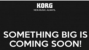 A NEW MYSTERIOUS ANNOUNCE FROM KORG