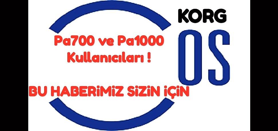 PA700-PA1000 KULLANICILARI İÇİN ARAŞTIRDIK