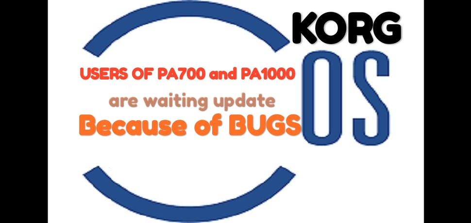 Users of Pa700 and Pa1000, New O.S. coming soon
