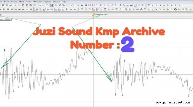 JUZI SOUND SUPER KMP ARCHIVE - NO:2