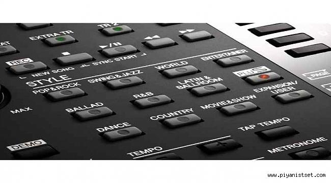 PSR-S 970 INDIAN / Hindistan Hindi PACK