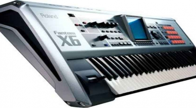 ROLAND X6 FANTOM VARDAN SET FREE (new)