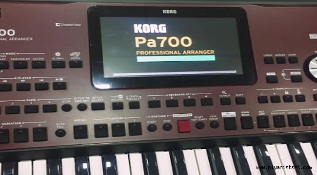 PA700 -PA1000 FULL ROLAND OLD (eski) STYLE / SOUND SET