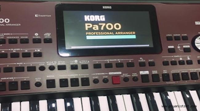PA700 -PA1000 FULL ROLAND OLD (eski) STYLE / SOUND SET