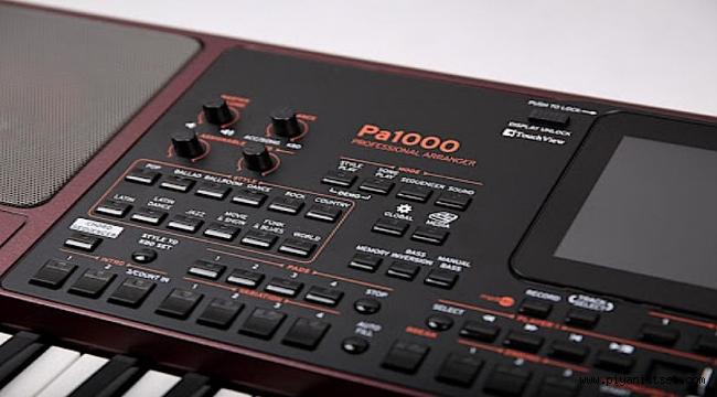 PA700 - PA1000 2018 SET