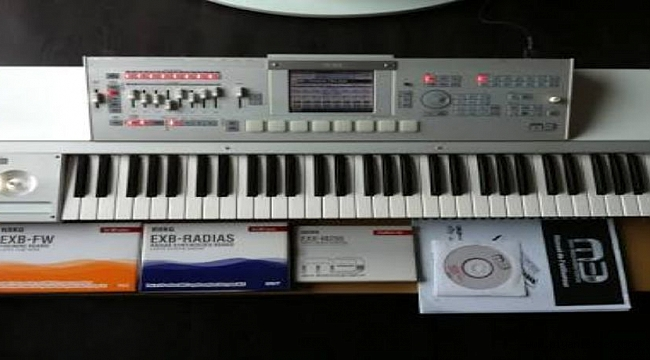 KORG M3 SOUND PROGRAM / SET 2018