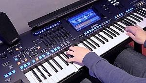 Yamaha Genos Kısa Tanıtım ( TÜRKÇE)