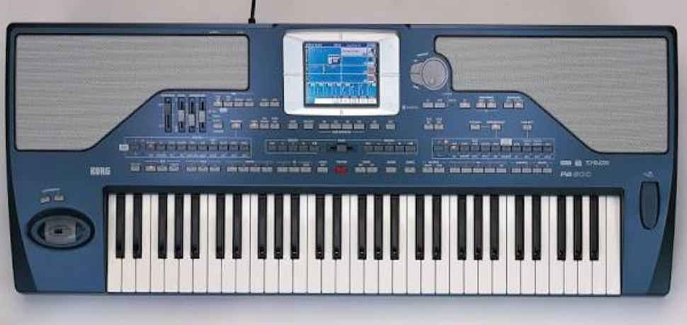 KORG PA800 KRAL 64mb.SET