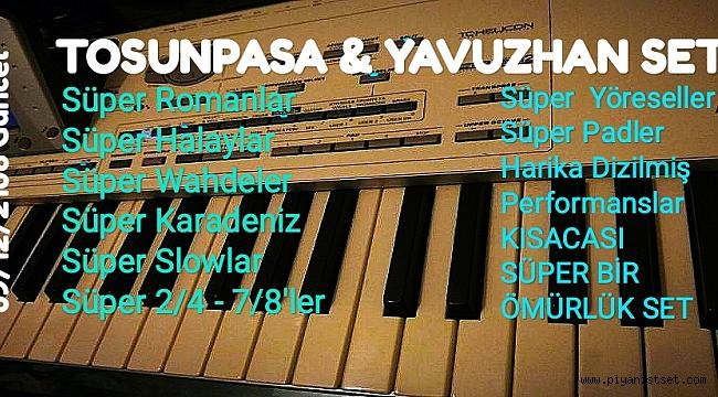 Pa2x-Pa800 Süper Tosunpaşa&Yavuzhan 2018 SET. (256mb.) 16 DK.