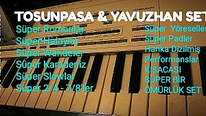 Pa2x-Pa800 Süper Tosunpaşa&Yavuzhan 2018 SET. (256mb.)