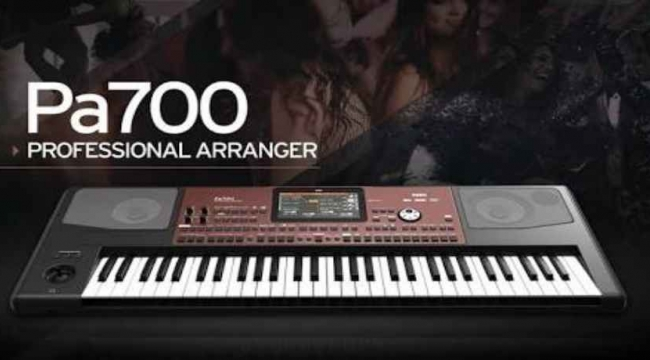 PA700 KARMA&TOPLAMA SET (by pianist Samko) YENİ LİNK -  NEW LINK