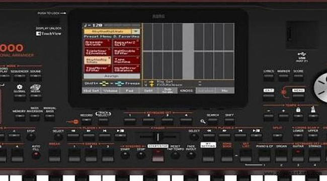 Pa700 Arman Performance + Style SET (Free Download)