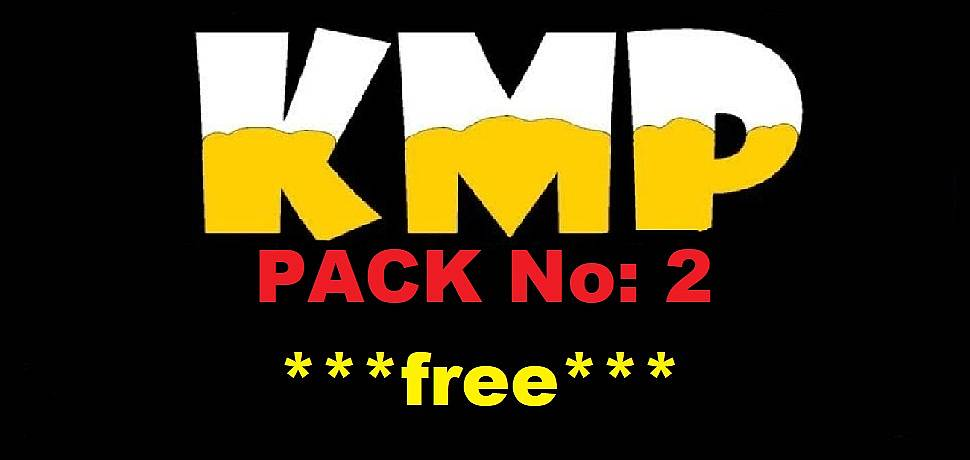 2019 Kmp Pack No: 2 ( free download )
