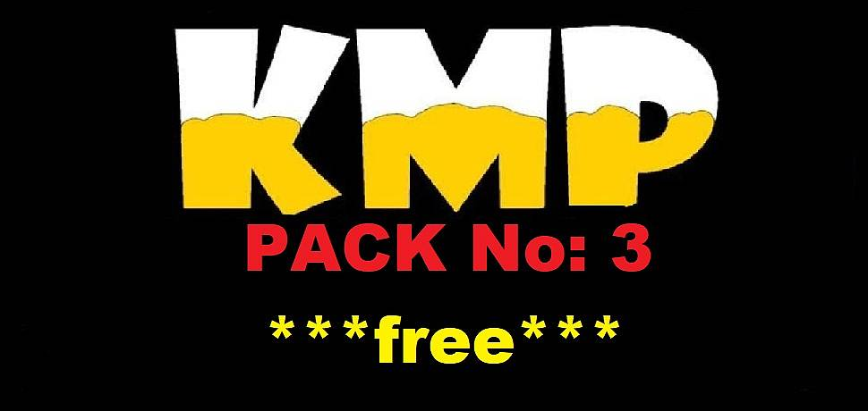 2019 Kmp Pack No: 3 ( free download )