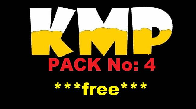 2019 Kmp Pack No: 4 ( free download )