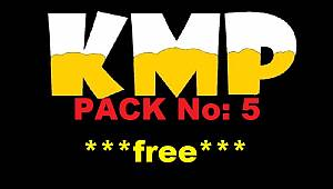 2019 Kmp Pack No: 5 ( free download )