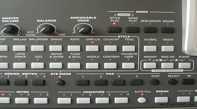 KORG PA900 DOĞU SAMPLE SET