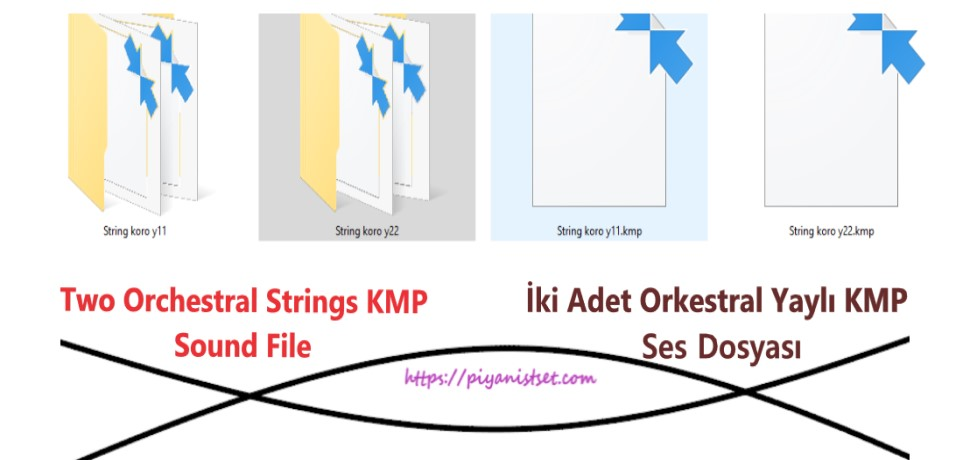 ORCHESTRAL STRINGS KMP - YAYLI GRUP KORO KMP