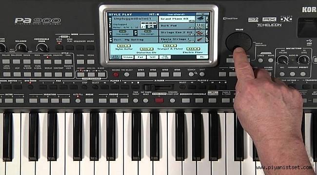 Pa900 Performance SOUND SET (piyanistset.com) FREE 2019
