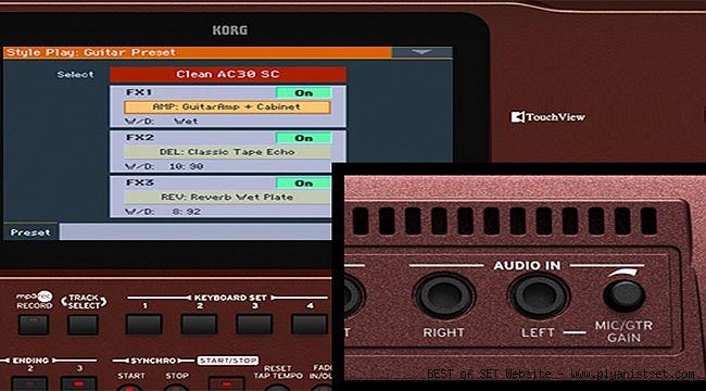 Pa1000 FULL PERFORMANCE SOUND + PAD SET (free download)