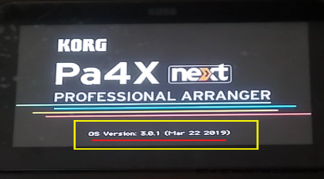 PA4X O.S NEXT v 3.0.1 UPDATE YÜKLEMESİ VE İNCELEME - 28.03.2019