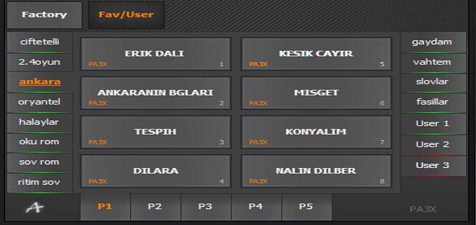 Pa3x- 4x- 1000 Adanalı Selo SET by Pianist İlhan (Free/Bedava)