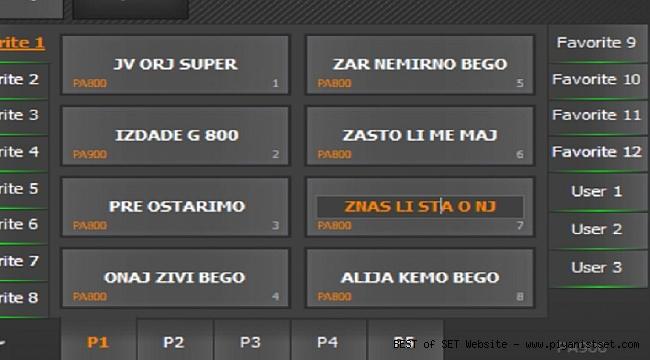 Pa3x - Pa900 Evropska - Srpska i Balkanska Muzika SET (Free Download)