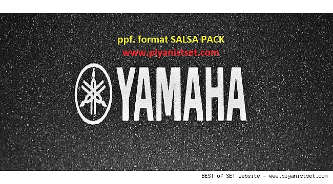 Yamaha Expansion Manager COMPATIBLE PPF. SALSA PACK (free download)