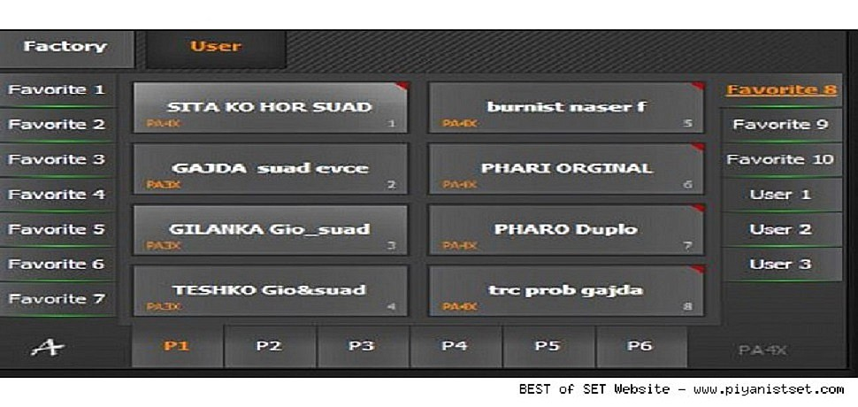 Korg Pa4x Kosova Suad (Vedat) Aktual Set Download Free