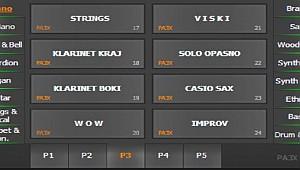 Korg Pa3x Balkan Prerada Set - Buradan Bedava İndir - Free Download Here