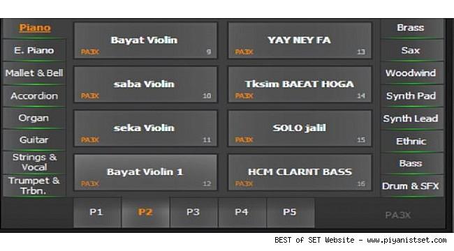Pa3x Tyros 4-5 Arabic Combine Convert SET Buradan Bedava İndir - Free Download Here