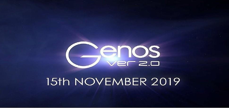Yamaha Genos Version 2.0 Teaser Coming in Winter 2019