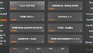 Korg Pa800 - Pa2x Ekstra - Bulgar Makedon by Ersen CKN 80mb Set - Buradan Bedava İndir - Free Download Here