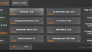 Korg Pa800 Samo Süper Karma v2 Set - Buradan Bedava İndir - Free Download Here
